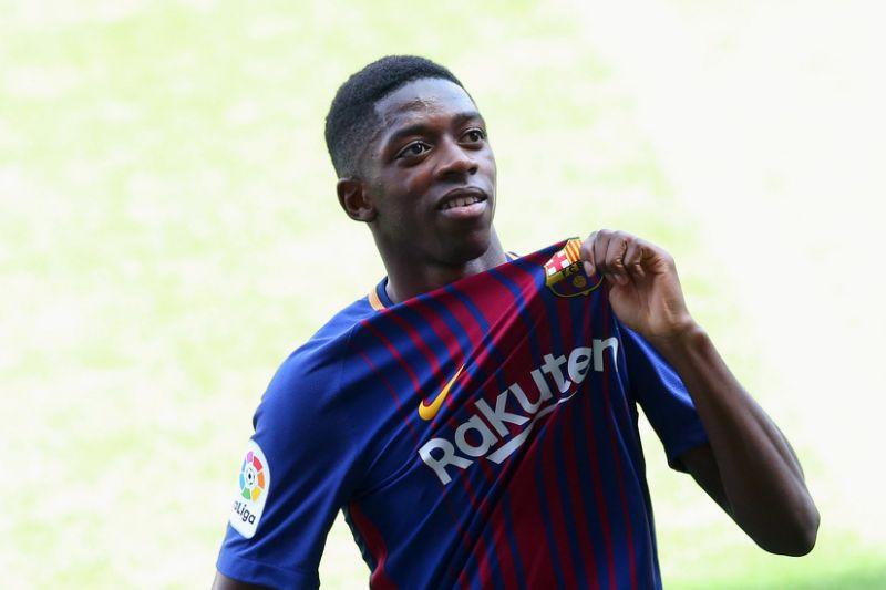 Барселона покупает у Боруссии игрока Усмана Дембеле