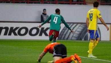 Российские и украинские клубы добились побед в Лиге Европы