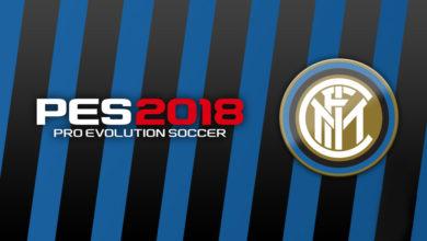 Итальянский Интер стал партнером Konami в игре PES 2018