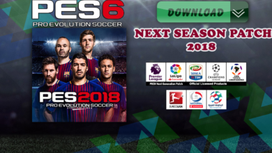 Патч PES6 Next Season 2018