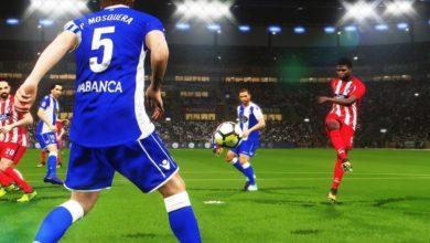 Футбольная форма команд чемпионата Испании для PES 2018