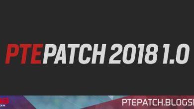 PTE патч PES 2018