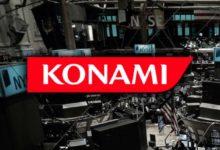 Konami показывает стабильные результаты за шесть месяцев