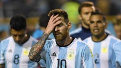 Аргентина мимо Чемпионата Мира?