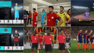 UEFA Edition патч PES 2018 2.0 by Wolves85
