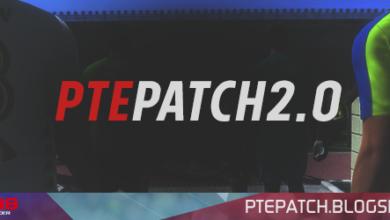 PTE патч 2.0 PES 2018