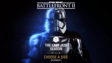 Звездные войны Battlefront 2: контент для последнего джедая