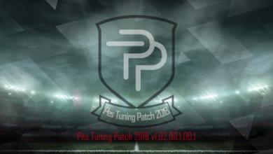 PES Tuning Patch 2018 версия 1.02.00.1.00.1 - DLC 2