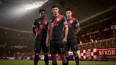 Эксклюзивные комплекты футбольной формы в FIFA 18