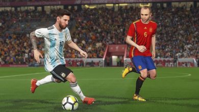 Файл настроек Option File PES 2018