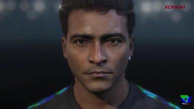 Легендарный Ромарио появился в Pro Evolution Soccer 2018