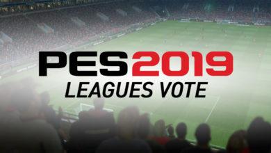Голосуем за Россию в Pro Evolution Soccer 2019