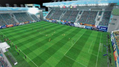 Новые сторонние стадионы в PES 2018
