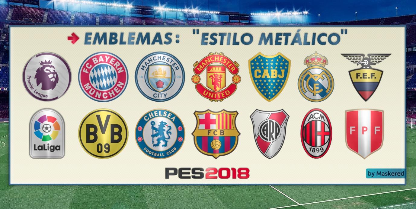 Логотипы английских футбольных команд для pes 14