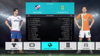 Чемпионат Мексики в игре Pro Evolution Soccer 2018