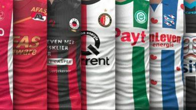 Формы всех команд чемпионата Голландии сезона 2017-18
