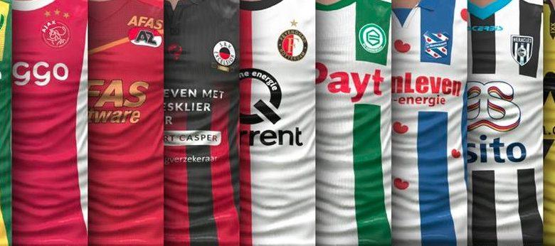 Формы команд чемпионата Голландии сезона 2017-18