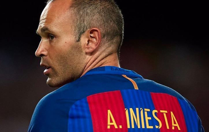 Андрес Иньеста определит свое будущее в Барселоне