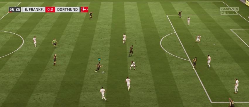 Бундеслига в FIFA 18