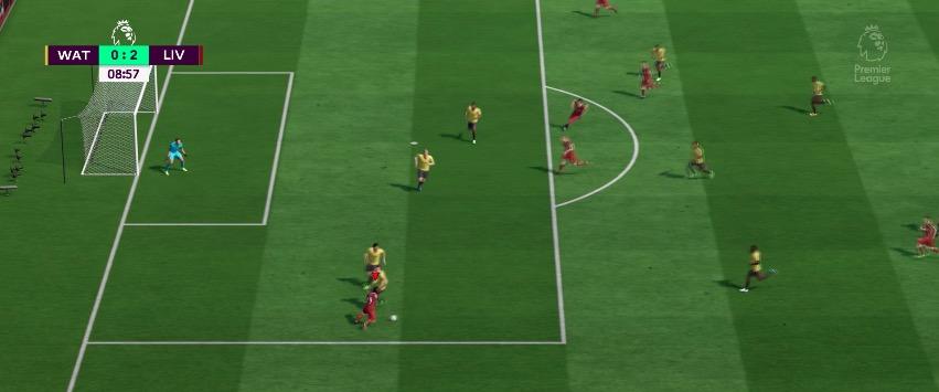 Чемпионат Англии в FIFA 18