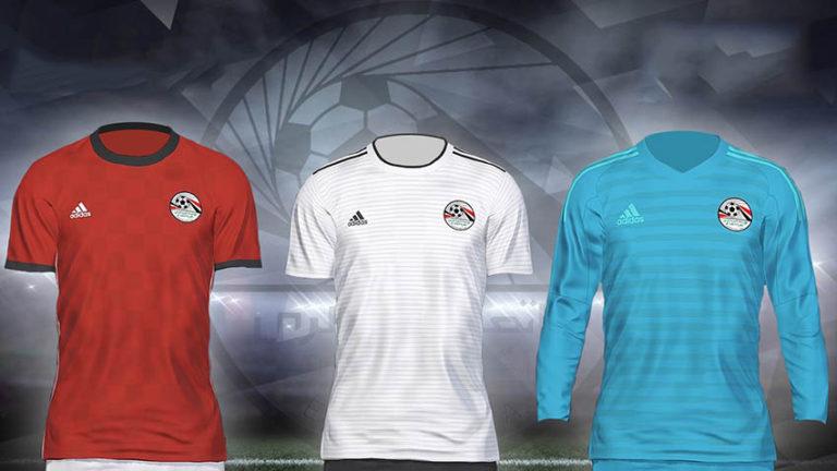 Форма сборной Египта на ЧМ для PES 2018