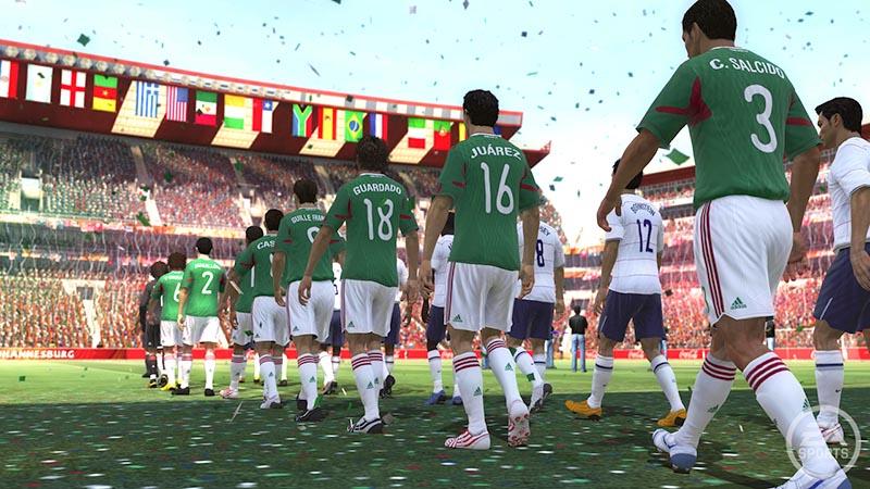 Виртуальный чемпионат мира с участием 32 реальных участвующих стран