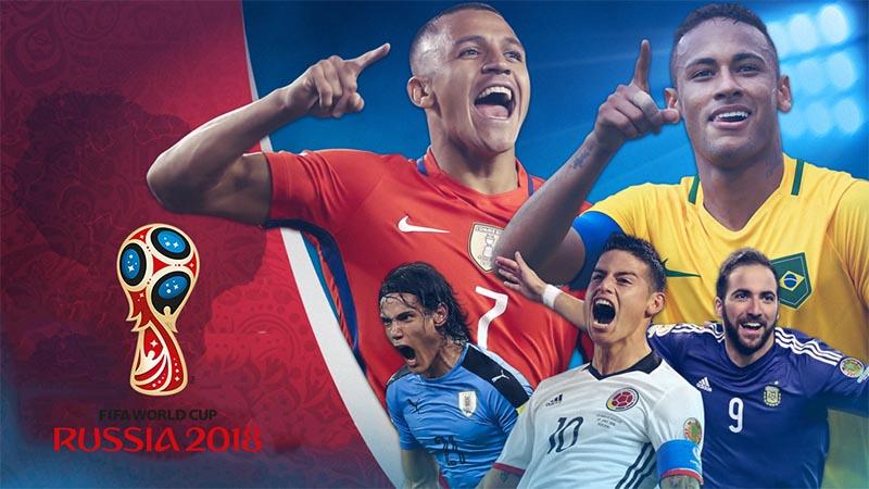 В преддверии выхода FIFA World Cup 2018
