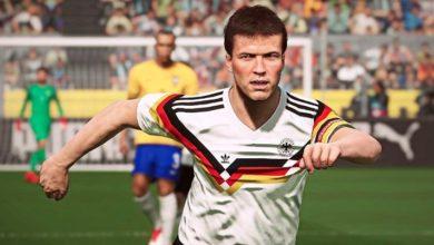Germany Kits - футбольная форма Германии 1990 года