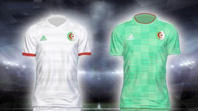 Форма сборной Алжира для PES 2018