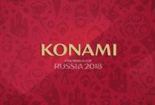 Konami выпустит патч PES 2018 с World Cup 2018