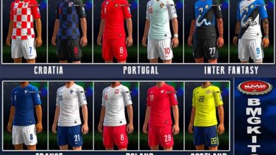 Mini Kits Pack PES 2013
