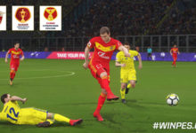 Российская Премьер-лига для футбольного симулятора PES 2018