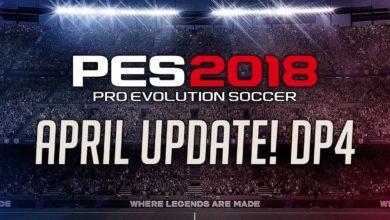 Официальные подробности DLC 4.00 для PES 2018