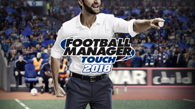 Football Manager доступна на Nintendo Switch