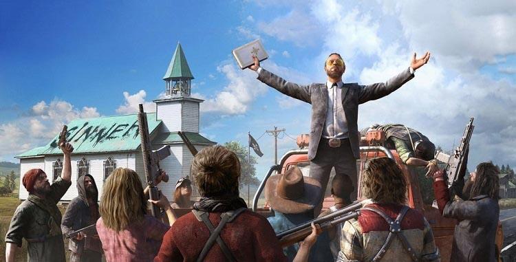 Far Cry сохранила за собой первое место