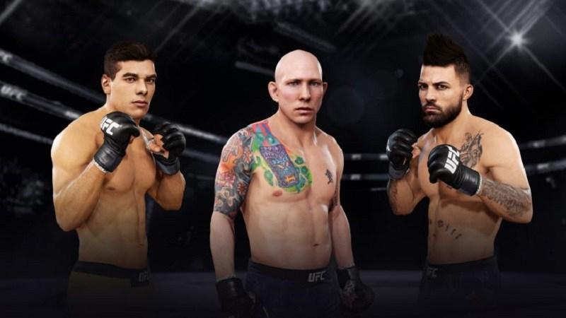Официальный патч 1.05 для UFC 3