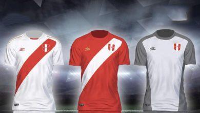 Форма сборной Перу на ЧМ 2018