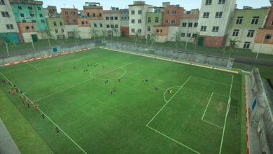 Practice Stadium Brazil PES 2013