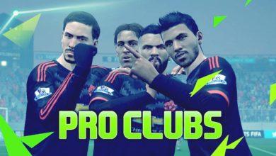 Что изменить в Pro Clubs игры FIFA 19?