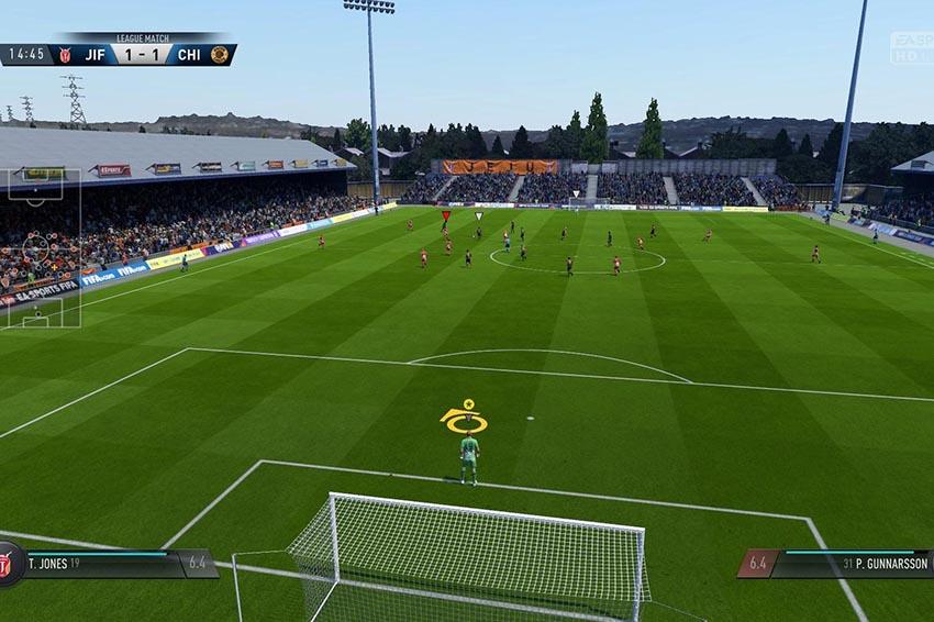 Режим Pro Clubs игры FIFA 18