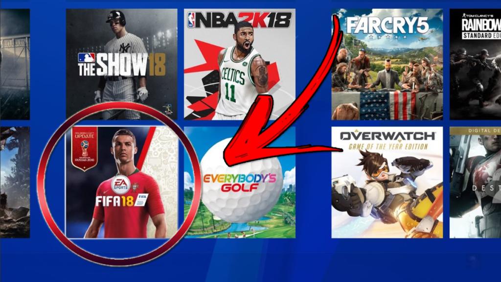 PS Store обнаружили DLC FIFA 18