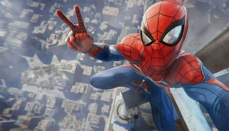 Spider-Man на PS4