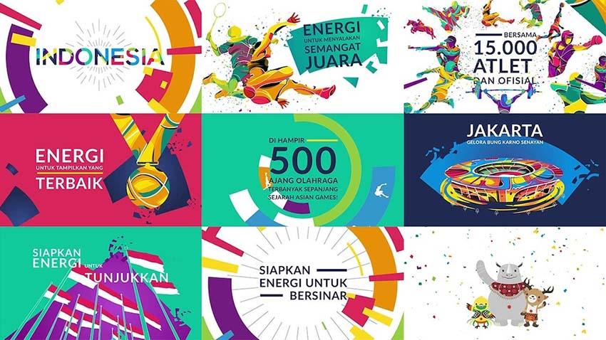 PES представлен на Asian Games Jakarta