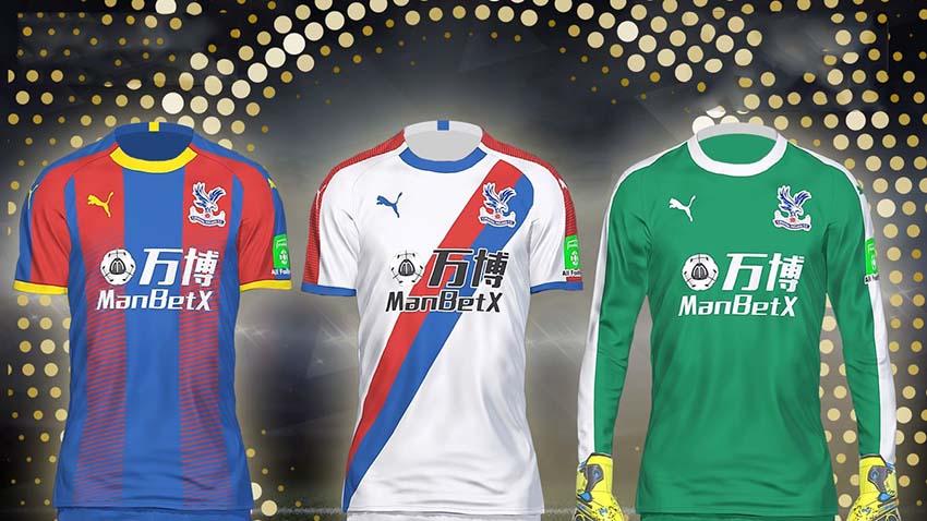 Форма Crystal Palace на сезон 2018-19