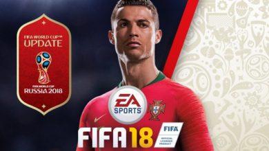 Официальный анонс FIFA World Cup Russia 2018