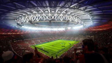 Стадионы в FIFA WC 2018