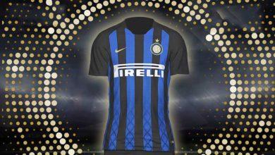 Домашняя форма ФК Интер на сезон 2018-19