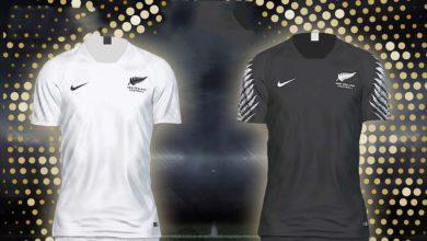 Форма сборной Новой Зеландии для PES 2018