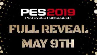 Официальный анонс PES 2019 уже 9 мая