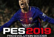 Обложка PES 2019
